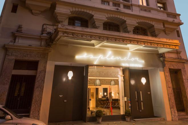蒙特維多艾斯普蘭德酒店 - 蒙特維多 - 蒙得維亞(烏拉圭) - 建築