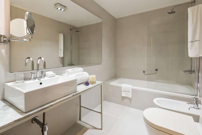 蒙特維多艾斯普蘭德酒店 - 蒙特維多 - 蒙得維亞(烏拉圭) - 浴室
