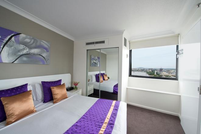 Park Regis North Quay - Brisbane - Schlafzimmer