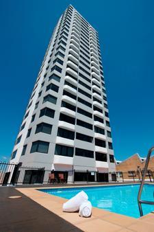 雷吉斯公園北碼頭酒店 - 布里斯班 - 建築