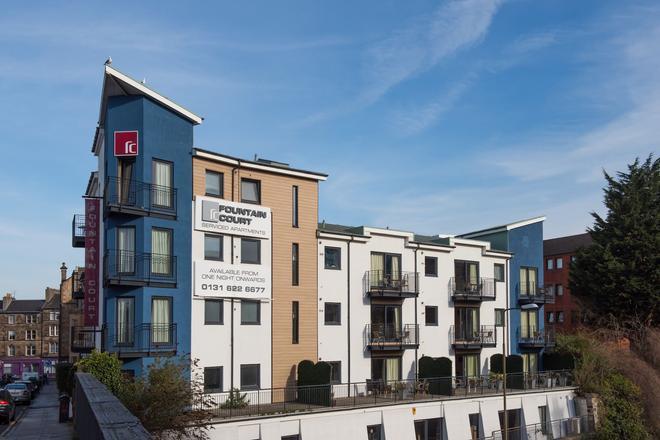 Fountain Court Apartments - Harris - Эдинбург - Здание