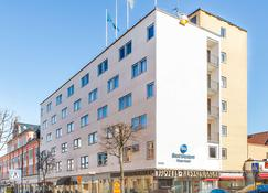 Best Western Plaza Hotel - Eskilstuna - Byggnad