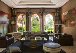 Palais Aziza & Spa - Marrakesh - Lounge