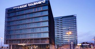 Hotel Sercotel Boulevard Vitoria - Vitória - Edifício
