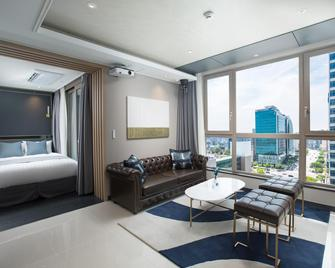 Utop Boutique Hotel & Residence - Gwangju - Bedroom