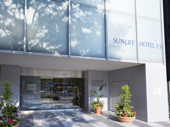 선라이프호텔 2 3 - 후쿠오카 - 건물
