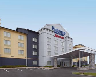 Fairfield Inn and Suites by Marriott Toronto Brampton - Brampton - Building