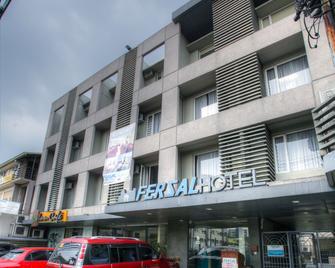 Fersal Hotel Kalayaan - Quezon City - Building