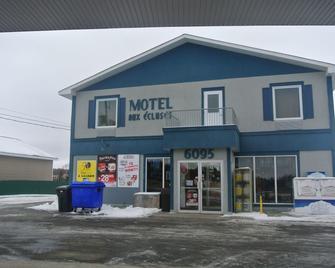 Motel aux Ecluses - Alma - Building