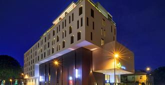 Mù Hotel - Ipoh - Toà nhà