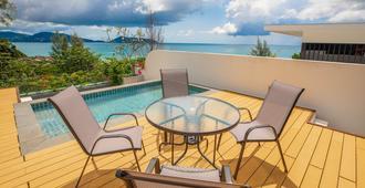 Nakalay Seaview Penthouse - Kamala - Balcony