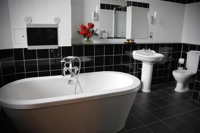 Albany Ballantrae Hotel - Edinburgh - Bathroom