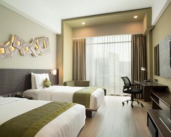 Holiday Inn Cikarang Jababeka - Cikarang - Bedroom