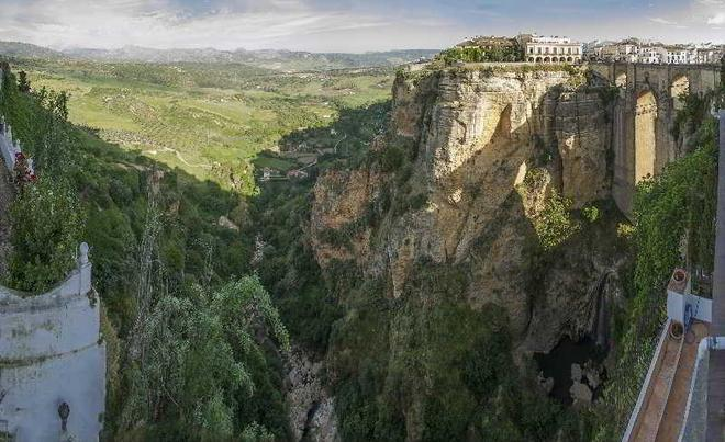 Hotel Montelirio - Ronda - Outdoor view