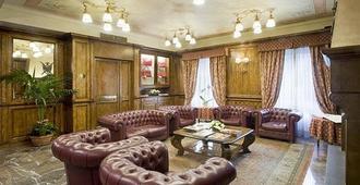 Hotel Adler Cavalieri - Firenze - Lounge