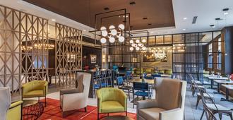 Hotel Indigo Tulsa Dwtn-Entertainment Area - Tulsa - Lounge