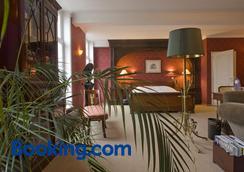 胡斯特斯查普酒店 - 布魯日 - 布魯日 - 臥室