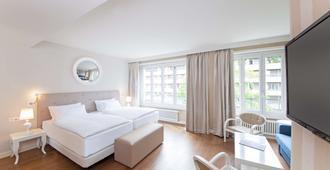 NH Geneva City - ג'נבה - חדר שינה