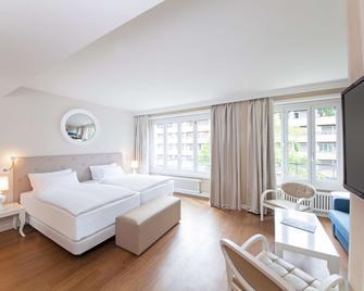 NH Geneva City - Geneva - Bedroom