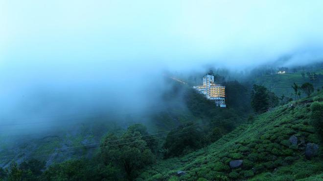 Blanket Hotel and Spa - Munnar - Outdoor view