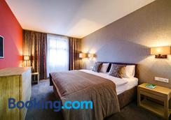 Hotel Restaurant Darwin - Prague - Bedroom