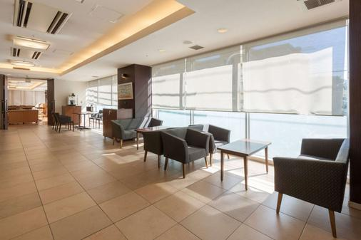 Comfort Hotel Tokyo Kiyosumi-Shirakawa - Tokyo - Lobby