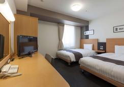Comfort Hotel Tokyo Kiyosumi-Shirakawa - Τόκιο - Κρεβατοκάμαρα