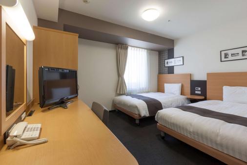 Comfort Hotel Tokyo Kiyosumi-Shirakawa - Tokyo - Bedroom