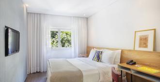 伊帕內瑪旅館 - 里約熱內盧 - 里約熱內盧 - 臥室