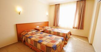 Green Garden Apart Hotel - Alanya - Bedroom
