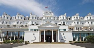 The Grand Hotel Eastbourne - Eastbourne - Gebäude