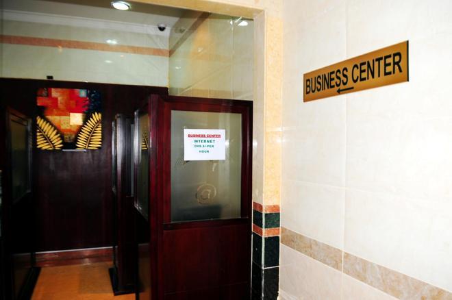 Fortune Hotel Deira - Dubai - Business centre