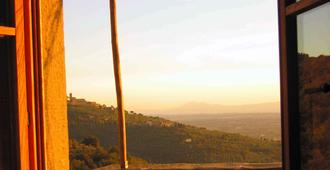 Locanda San Martino a Bocena - Cortona - Θέα στην ύπαιθρο