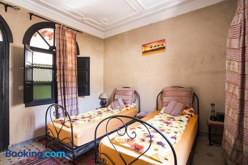 Riad Losra - Marrakesh - Bedroom