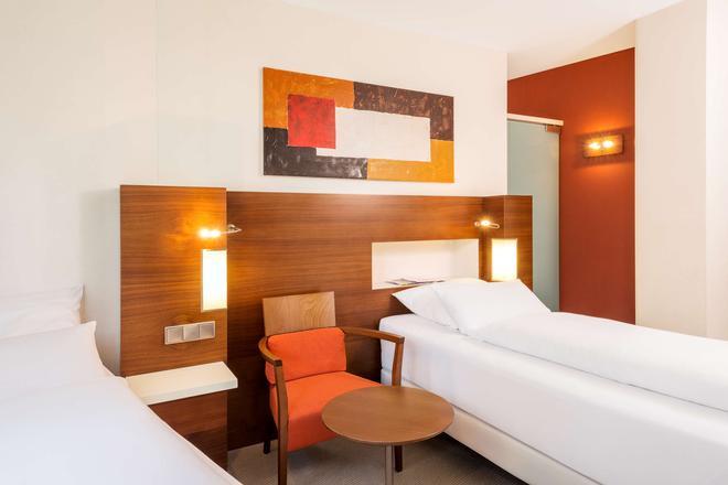 NH Frankfurt Niederrad - Frankfurt am Main - Bedroom