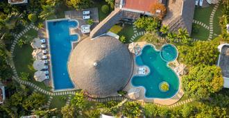 納布杜夢渡假村及養生渡假酒店 - 暹粒 - 游泳池