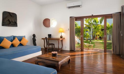 Navutu Dreams Resort & Wellness Retreat - Siem Reap - Living room