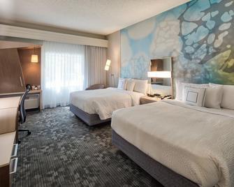 Courtyard by Marriott Rock Hill - Rock Hill - Bedroom