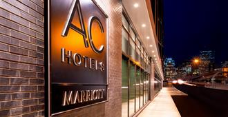 AC Hotel by Marriott Boston Downtown - Boston - Outdoor view