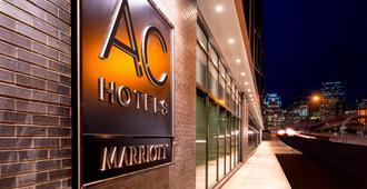 AC Hotel by Marriott Boston Downtown - Boston - Vista externa