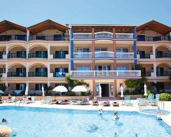 Ariadne Apartments - Tsilivi - Gebouw