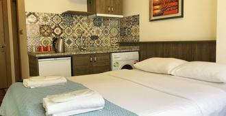 Borancik Suites - Istanbul - Schlafzimmer