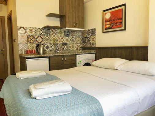 Borancik Suites - Istanbul - Makuuhuone