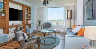 Renaissance Charlotte Southpark Hotel - שרלוט - סלון
