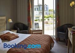 Hotel Almoria - Deauville - Bedroom