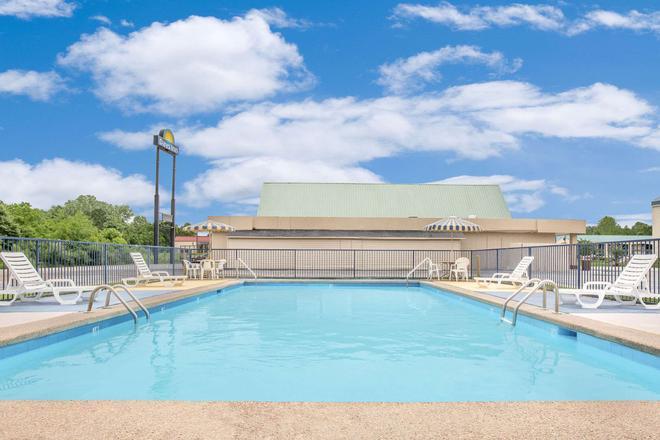 默里迪恩戴斯酒店 - 美里迪安 - 子午線城 - 游泳池
