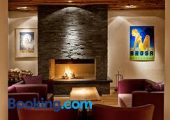 Golf- & Sporthotel Hof Maran - Arosa - Sala de estar