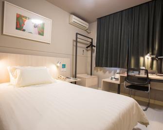 Jinjiang Inn Kunshan Tongfeng Rd - Kunshan - Bedroom