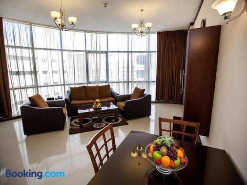 獨家梅普爾斯酒店公寓 - 杜拜 - 杜拜 - 餐廳