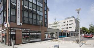 Hotel Elbroich Düsseldorf - Düsseldorf - Building